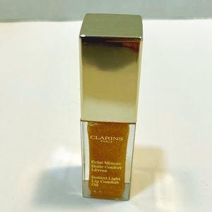 Clarins Lip Comfort Oil 7 ml Honey Glam 07 NEW